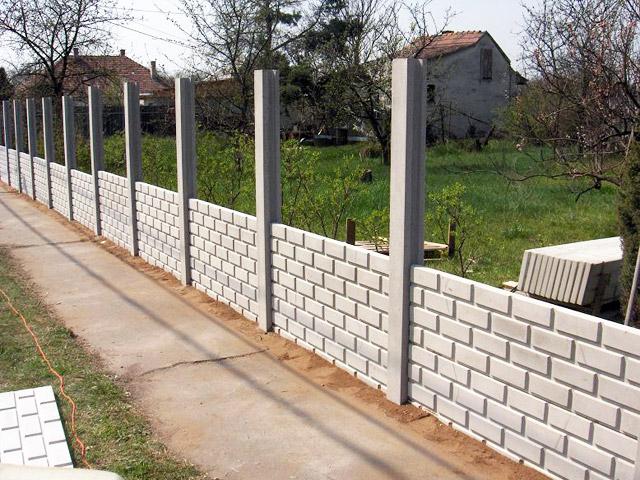kerítés építés